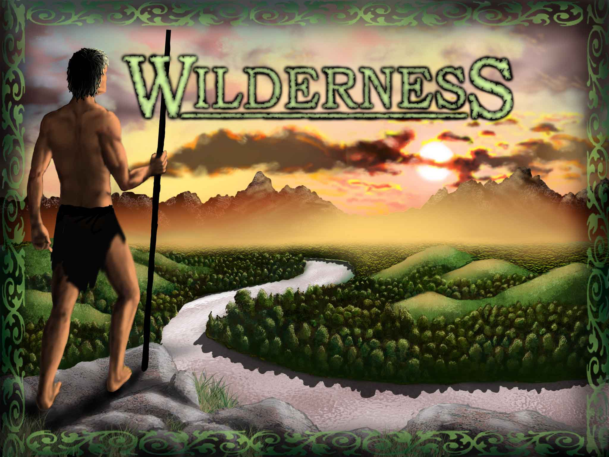 Wilderness survival games for mac