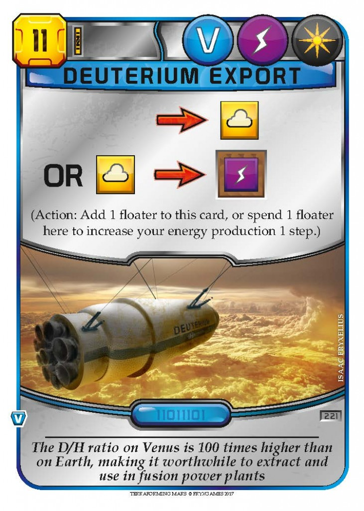 Deuterium Export