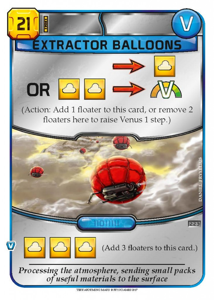 Extractor Balloons