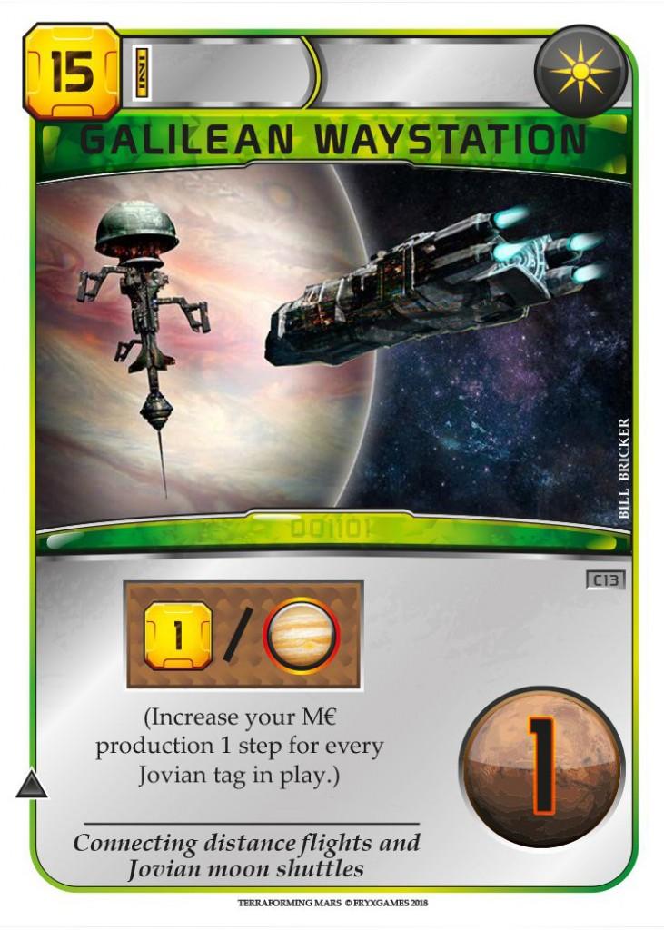 Galilean Waystation